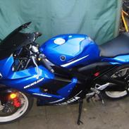 Yamaha Tzr (Solgt)