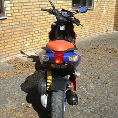 Aprilia SR50 Factory spiderman2 Editen