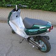 Aprilia Sr50 - Byttet til Jog FS