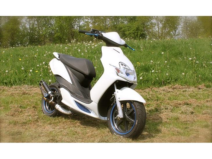 Yamaha Jog R MHR AC [Tidl. scooter]