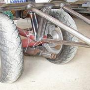 Puch 3hjulet dragster(Skrodet)