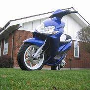 Yamaha Jog R - Solgt