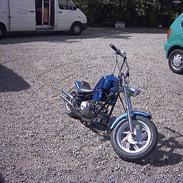 MiniBike chopper (TEAM FC) tilsalg