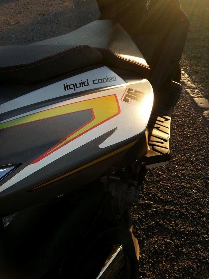 Motowell Crogen Rs billede 10