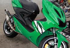 Yamaha Aerox LCÐÐ BB