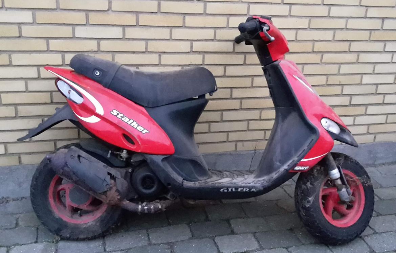 Gilera Stalker Nrg mc3 - Billeder af scootere - Uploaded