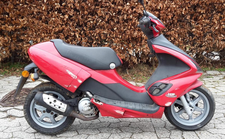 Benelli 491 st (SOLGT) - Billeder af scootere - Uploaded