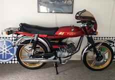 Puch Monza n-4x juvel