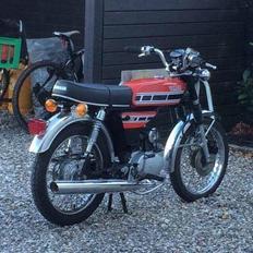 Yamaha fs1 4 gear. Rigtig 4 gear