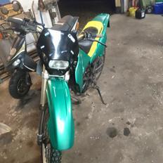 Suzuki Rmx 50 solgt