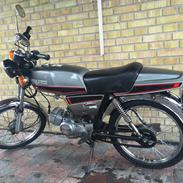 Suzuki DM50 - Samurai