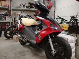 Benelli 491Racing superbike edition Lc DD