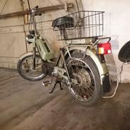 Veteraner Jawa Babetta model 210