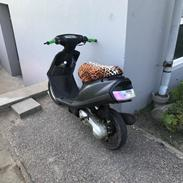 Yamaha Jog FS (Solgt).