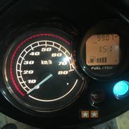 Yamaha Jog R AC Baneracer