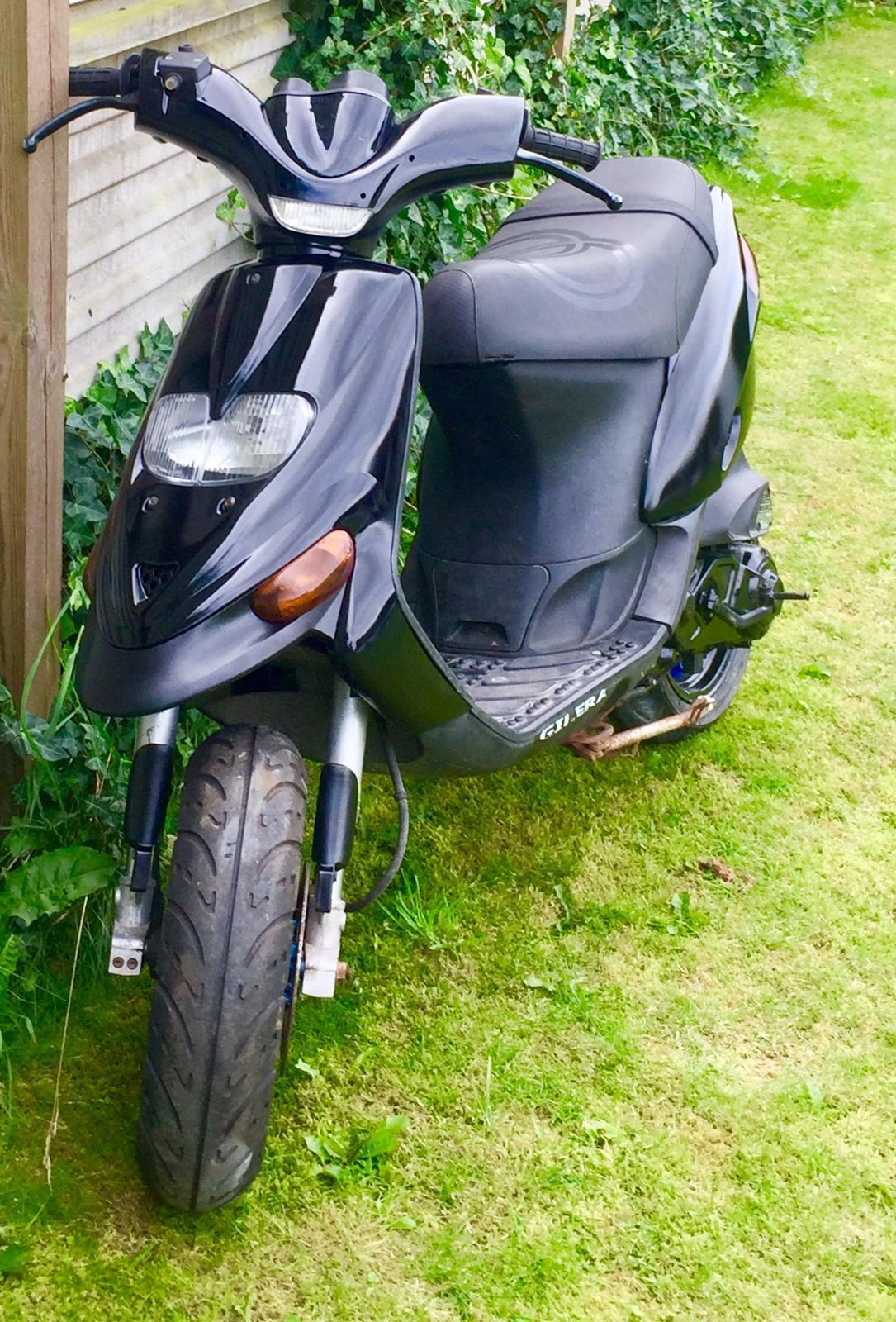 Gilera Stalker - Billeder af scootere - Uploaded af Willy