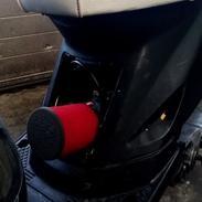 Yamaha jog as- Brumbassen taget af politiet
