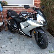 Yamaha TZR LC DD AM6 Solgt
