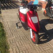 Yamaha Jog fs LC TS (den røde juvel) (SOLGT)