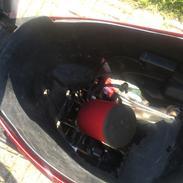 Yamaha Jog fs LC TS (den røde juvel)