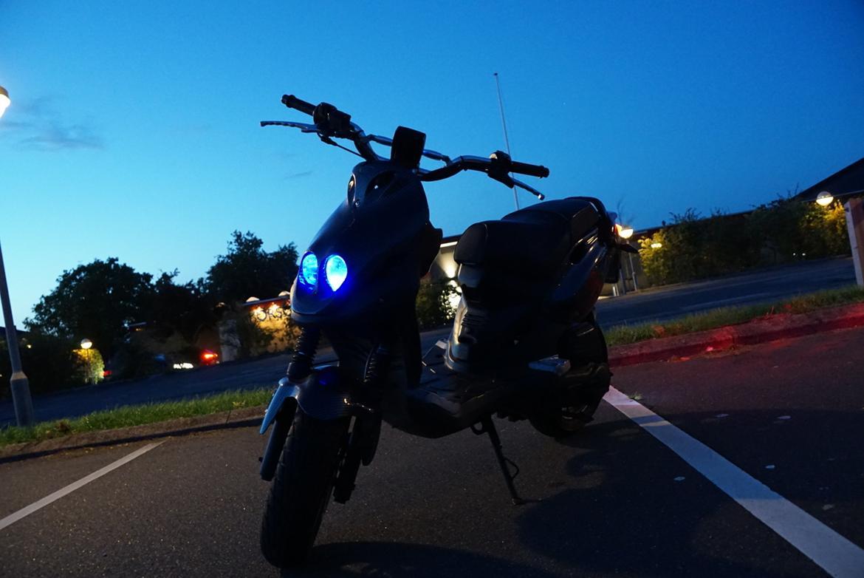 PGO PMX Naked - Billeder af scootere - Uploaded af Patrick L