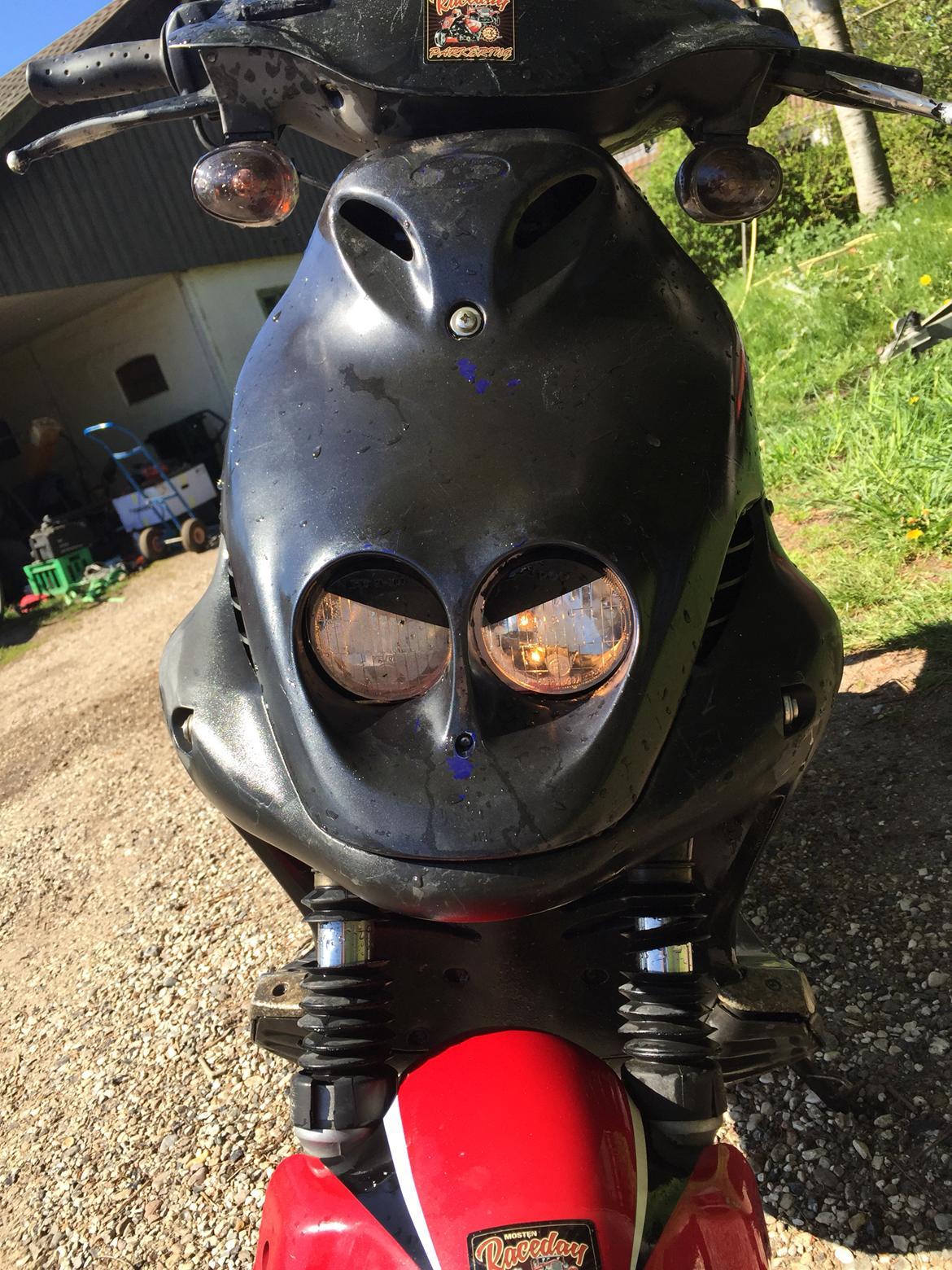 PGO pmx byttet - Billeder af scootere - Uploaded af