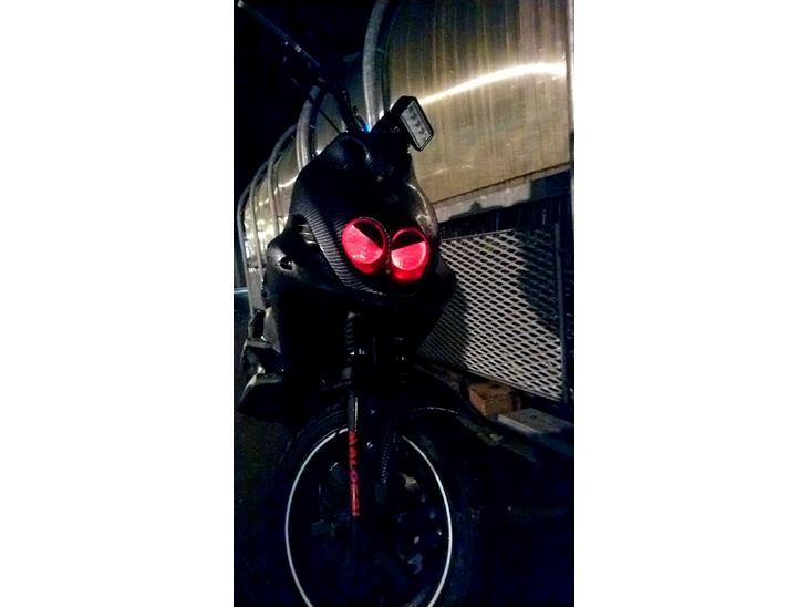 PGO New Ligero - Billeder af scootere - Uploaded af 9000 l