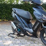 Yamaha Jog R med neos motor