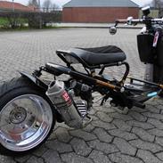 Honda zoomer (custom) low rider