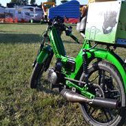 """Puch Maxi KL 75cc DD """"Mean Green"""""""
