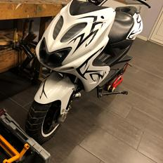 Yamaha Aerox (solgt)