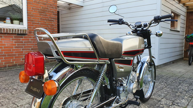 Suzuki DM50 billede 12