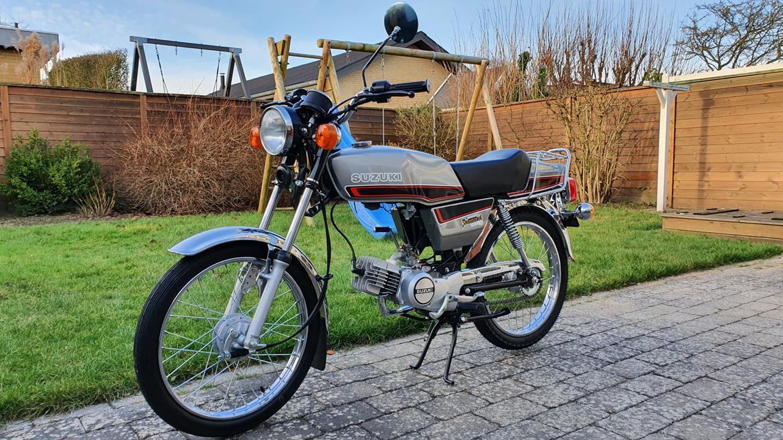 Suzuki DM50 billede 4