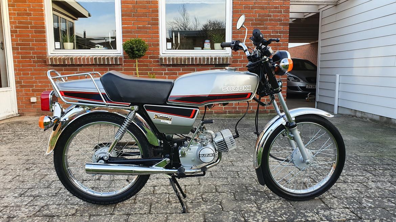 Suzuki DM50 billede 7