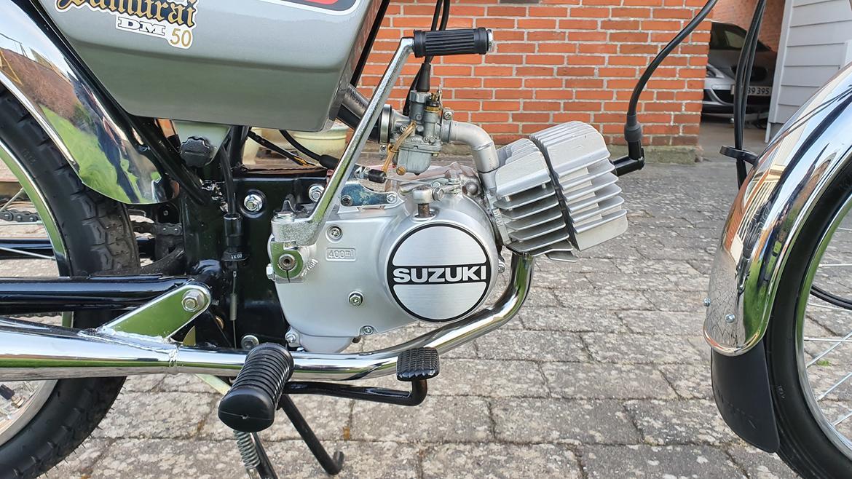 Suzuki DM50 billede 14