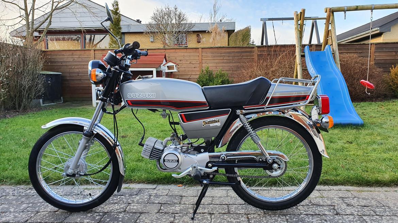 Suzuki DM50 billede 3