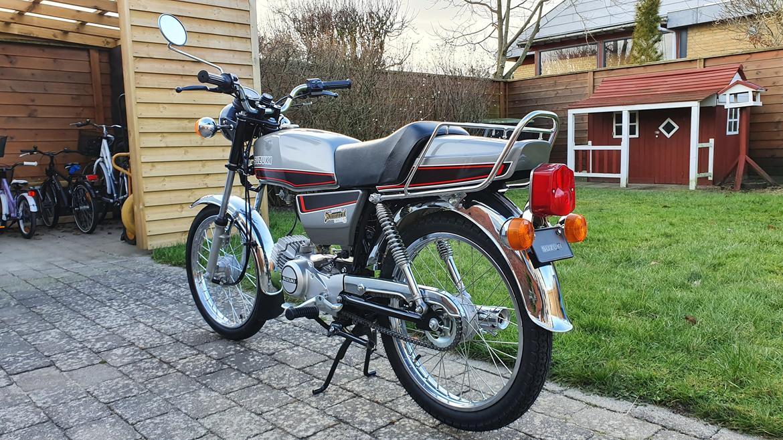 Suzuki DM50 billede 2