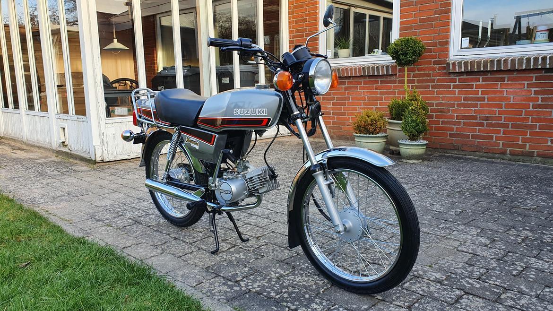 Suzuki DM50 billede 6