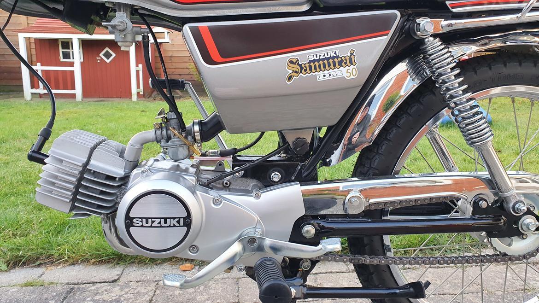Suzuki DM50 billede 15