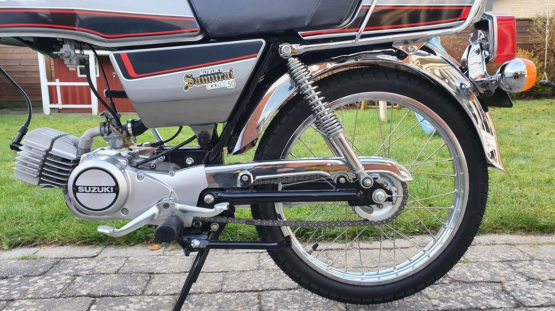 Suzuki DM50 billede 20