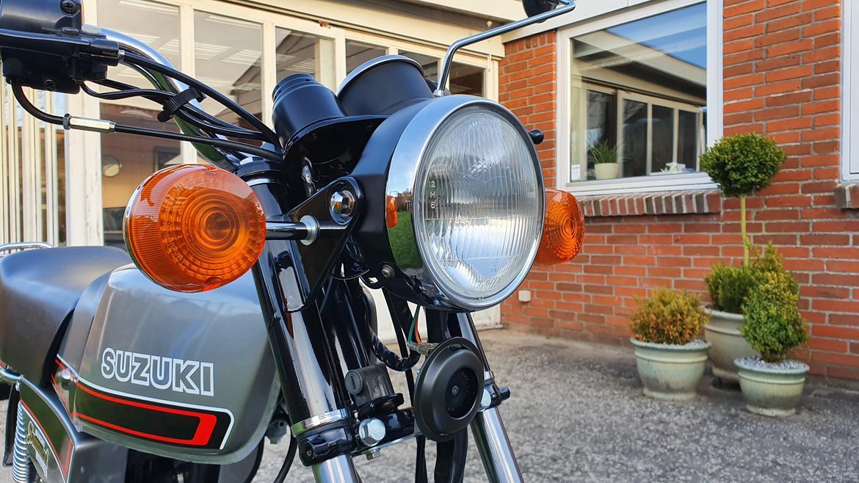 Suzuki DM50 billede 11