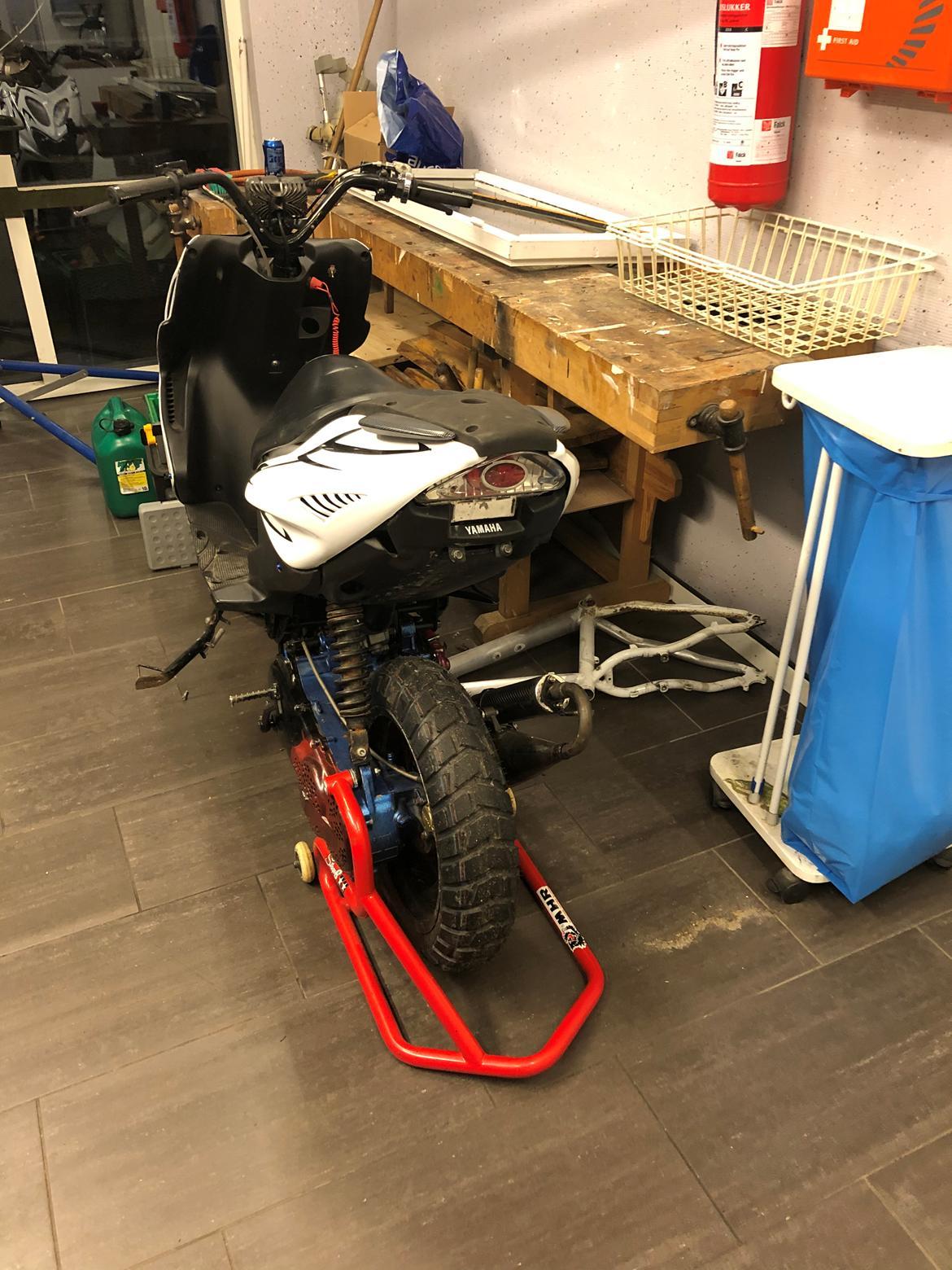 Yamaha Aerox (solgt) billede 1