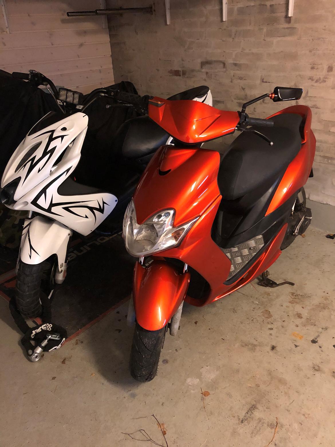 Yamaha Aerox (solgt) billede 4