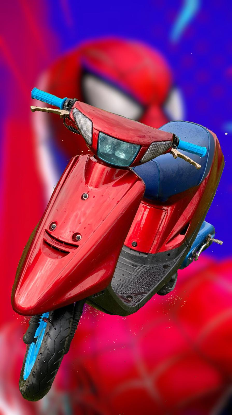 Yamaha Jog AS billede 1