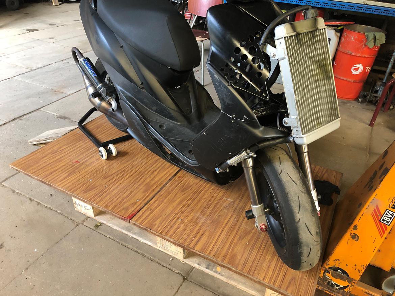 Yamaha Jog R TS T7 billede 1
