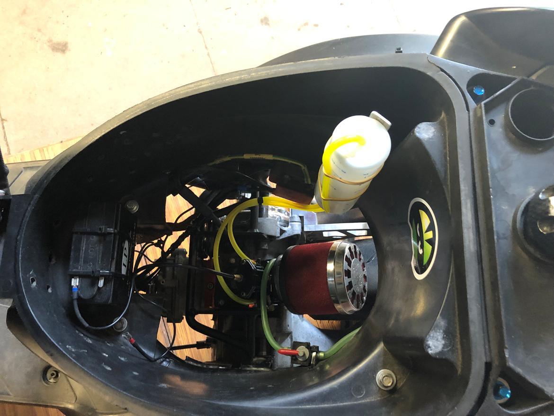 Yamaha Jog R TS T7 billede 3