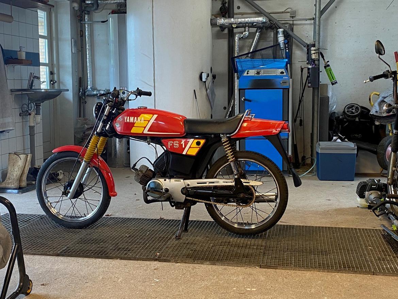 Yamaha FS1 (2 gear) billede 5