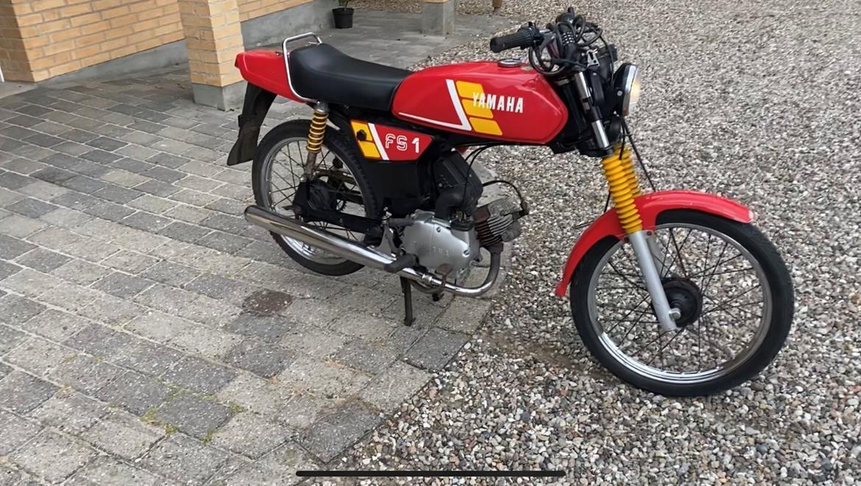 Yamaha FS1 (2 gear) billede 3