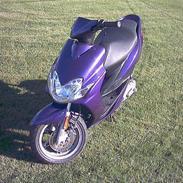 Yamaha jog R (Byttet til ssm)