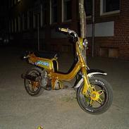 Suzuki FZ 50 - solgt